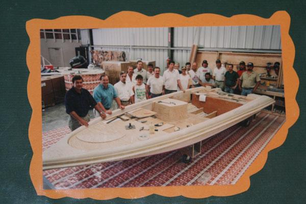 トライトンボート1