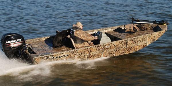 アルミボート